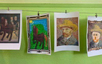 Prachtige kunstwerken én een stadswandeling tijdens Cultuurdag kunst