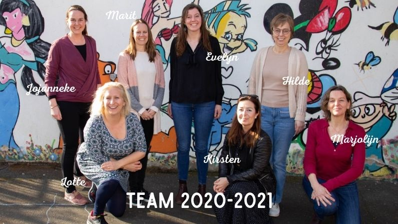 NTC Luxemburg_Leerkrachten_Teamfoto 2020-2021