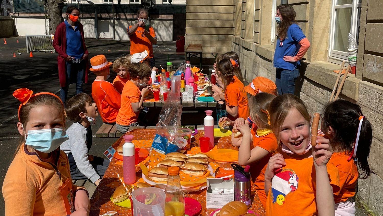NTC Cultuurdag Koningsdag 2021 Lunch