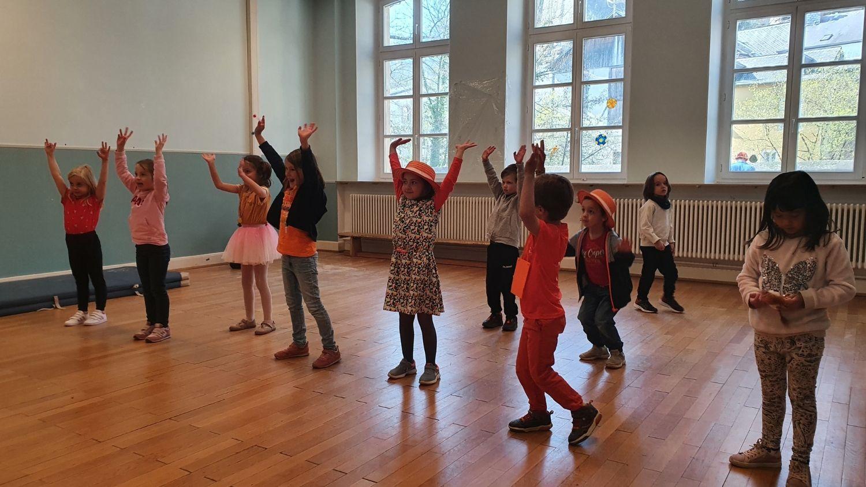 NTC Cultuurdag Koningsdag 2021 Zij aan Zij dansles