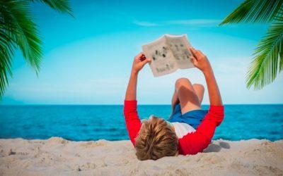 Té gekke leesacties ter bevordering van het lezen deze zomer