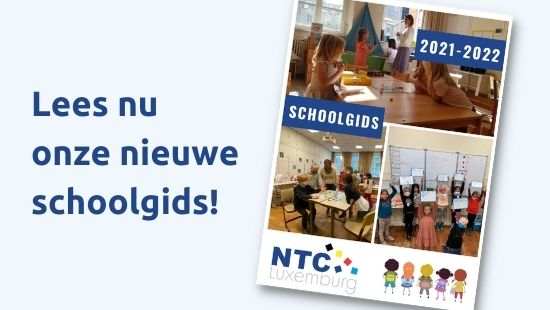 NTC Luxemburg Schoolgids 2021-2022