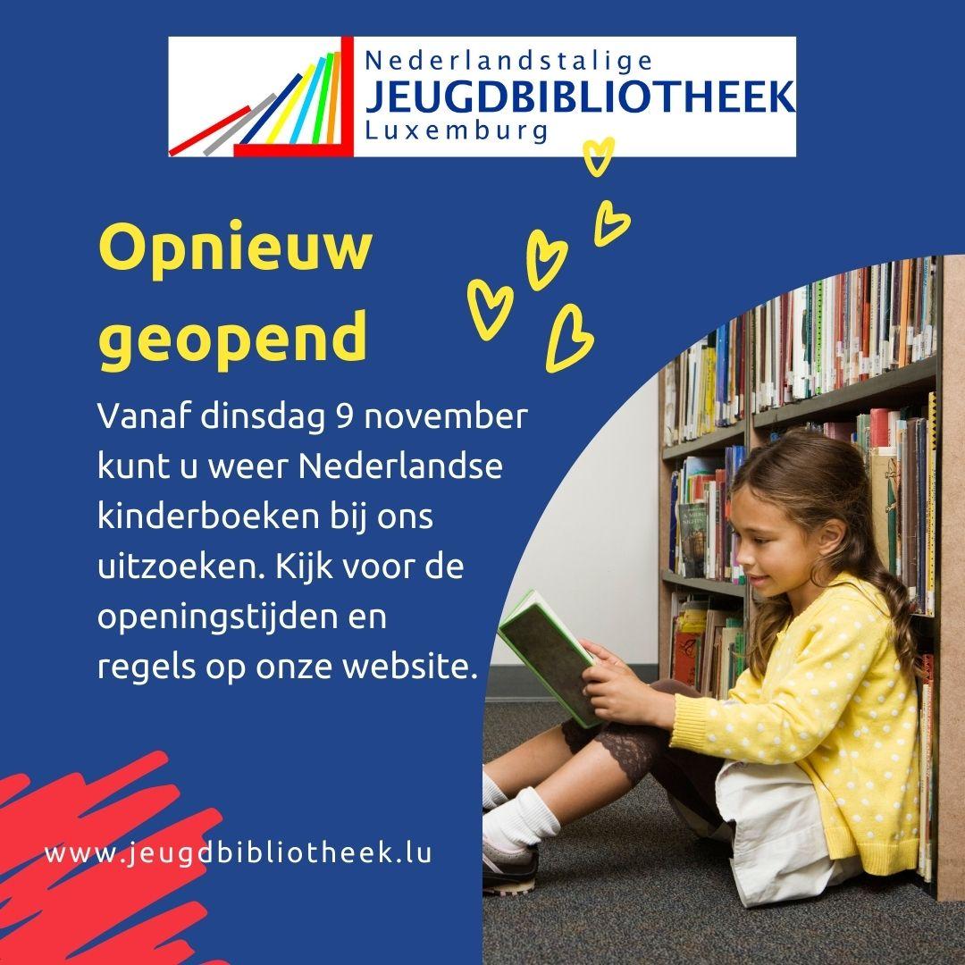 Ad_Nederlandse Jeugdbibliotheek Luxemburg